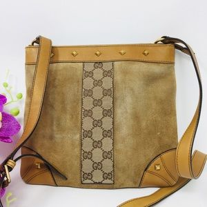 Preowned Authentic Gucci Crossbody Bag